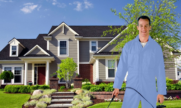 EcoShield Pest Control - Chicago: $49 for an Interior and Exterior Pest-Control Treatment from EcoShield Pest Control ($250 Value)
