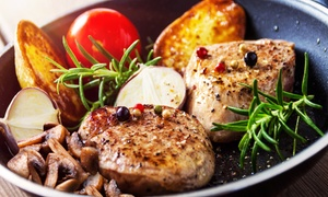 Landhaus Lockwitzgrund: Saisonales 5-Gänge-Menü für zwei, vier oder sechs Gourmets im Landhaus Lockwitzgrund ab 54,90 €