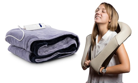 Massaggiatore e coperta elettrica Drakefor