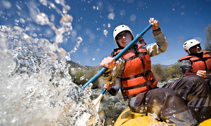 Potomac Paddlesports - Multiple Locations: One, Two, or Six Groupons, Each Good for a Whitewater-Rafting Trip from Potomac Paddlesports (46% Off)