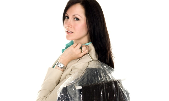 5 Star Cleaners - Multiple Locations: $15 for $30 Worth of Dry Cleaning at 5 Star Cleaners