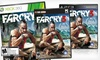 """Far Cry 3"" for PS3, Xbox 360, or PC"