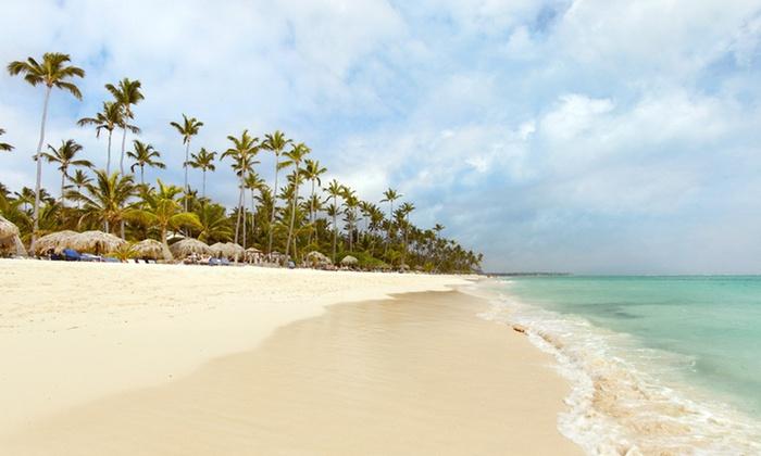Grand Palladium Bávaro Resort & Spa - Punta Cana, Dominican Republic: Three-, Four-, or Five-Night All-Inclusive Stay at the Grand Palladium Bávaro Resort & Spa in the Dominican Republic