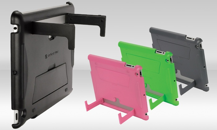 Scosche kickFIT Multi-Stand Case and Workout Equipment Mount for iPad 2–,3–, and 4–Generations : Scosche kickFIT Multi-Stand Case &Workout Equipment Mount for iPad 2,3, &4. Multiple Colors Available. Free Returns.