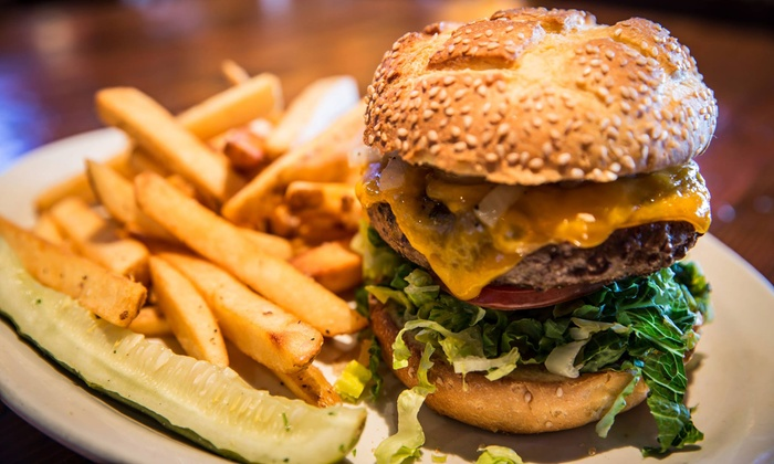 John Cutter - Las Vegas: $12 for $20 Worth of Eclectic Grill Food for Two at John Cutter