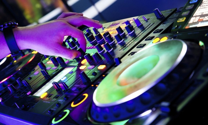 Pro DJs Plus - Wilmington-Newark: Four or Six Hours of DJ Services with Optional Lighting from Pro DJs Plus (Up to 50% Off)