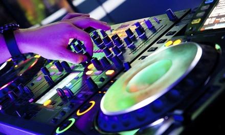 Bon cadeau avec 1h30 de cours particulier de DJ à Paris, Lyon,Montpellier,Cannes ouNantesà 44,90 €avec  Dj Network