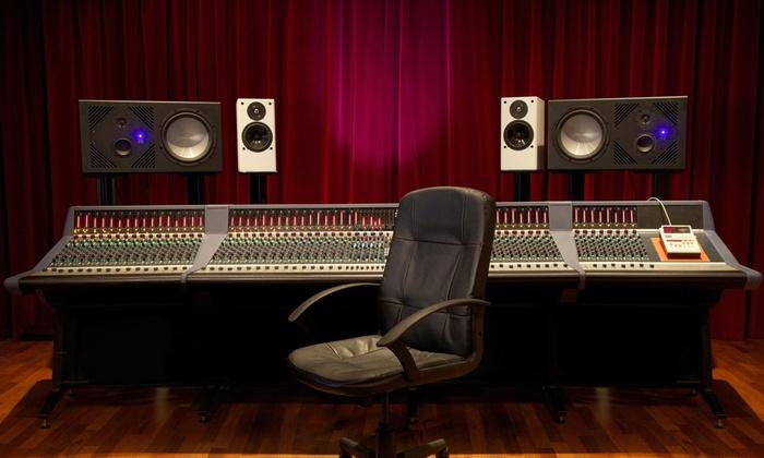 Ue Studios - North Philadelphia East: One Hour of In-Studio Recording from UE Studios (50% Off)