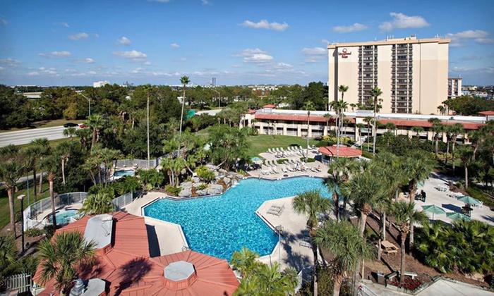 International Palms Resort & Conference Center Orlando - Orlando, FL: One-, Two-, or Three-Night Stay at International Palms Resort & Conference Center Orlando in Orlando, FL