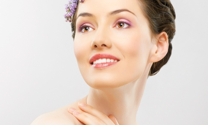 Human Reconstruction - Carmichael: Natural Face-Lift or Microneedling-Therapy Face-Lift at Human Reconstruction (Up to 75% Off)