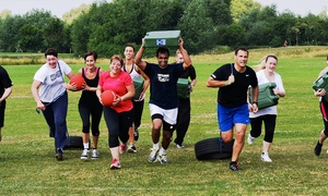 Regiment Fitness: Five Boot Camp Sessions For One (£6) or Two (£10) With Regiment Fitness (Up to 84% Off)