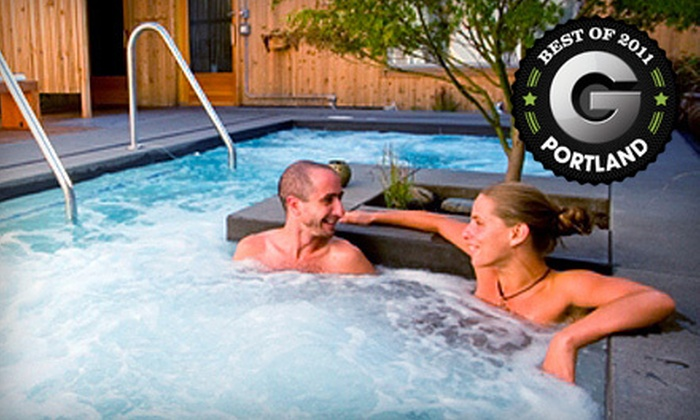 Common Ground Wellness Center - Concordia: $15 for One Hour of Soak and Sauna for Two at Common Ground Wellness Center ($30.50 Value)