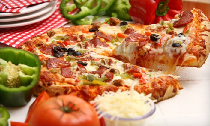 Peter Pizza - Southern Brooklyn: $15 for One Appetizer, 2-Liter Soda, and Any Large Pizza at Peter Pizza in Brooklyn (Up to $32 Value)