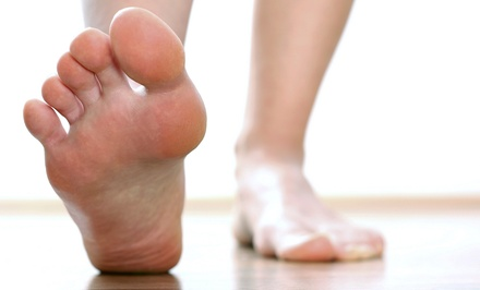 One or Three Ionic Foot-Detox Treatments at Holistic Health Solutions (Up to 50% Off)