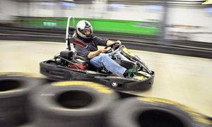 The Pit: $17 for One Go-Kart Race and a One-Year Membership at The Pit ($35 Value)