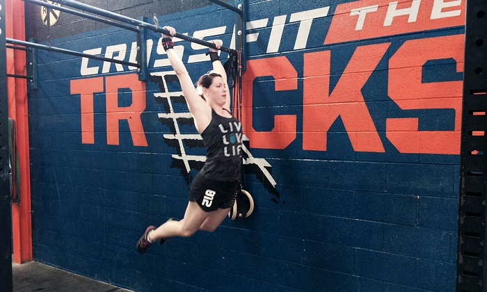 Crossfit The Tracks - Erlanger: One, Two, or Three Months of Unlimited CardioFit Classes at CrossFit The Tracks (Up to 63% Off)