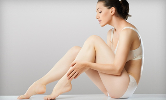 Aesthetic TLC - Chicago Ridge: Six Laser Hair-Removal Sessions on Small, Medium, or Large Area at Aesthetic TLC in Chicago Ridge (Up to 87% Off)