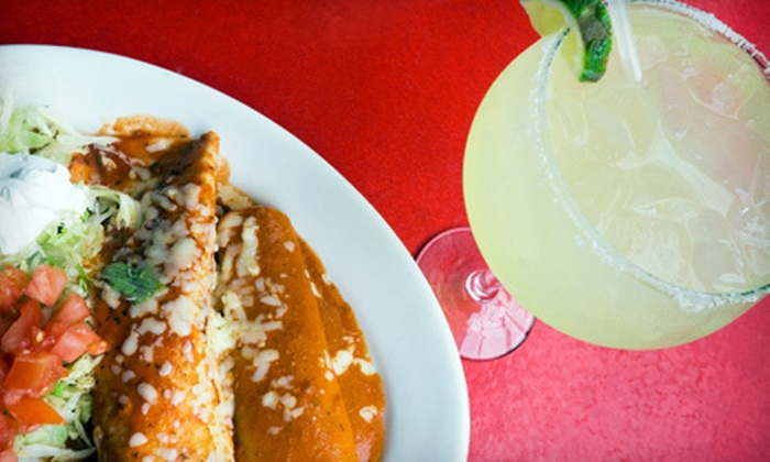 Azul Tequila - North Liberty: $10 for Two Margaritas and One Appetizer at Azul's Tequila Cocina in North Liberty (Up to $20.93 Value)