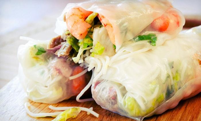 Sage Bar - Suncrest Villas Chandler: $15 for $30 Worth of Vietnamese and American Cuisine at Sage Bar