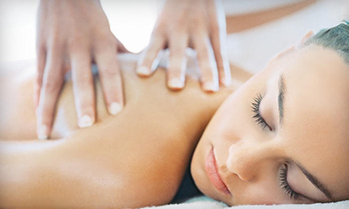 ReNue Salon & Spa - Moore: 60- or 75-Minute Facial, or 60-Minute Deep Tissue Massage at ReNue Salon & Spa (Up to 52% Off)