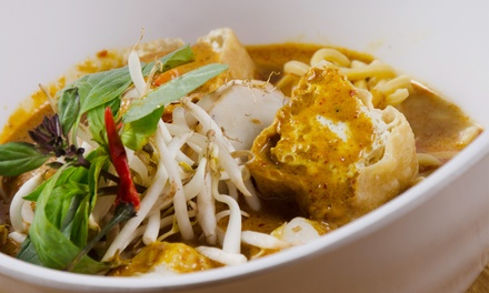 $18 for Three Groupons, Each Good for $10 Worth of Southeast Asian Cuisine ($30 Total Value)