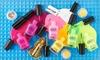 Color Club Fruit Nail Kit: $13.99 for a Color Club Fruit Nail Kit in Lemon Drop, Mandarin Fizz, or Purple Crush ($30 List Price)