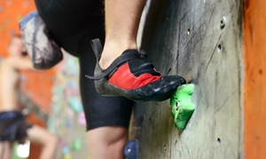 Milwaukee Turners: Learn-to-Climb Class with Gear and Optional 10-Visit or Two-Month Pass at Milwaukee Turners (Up to 56% Off)