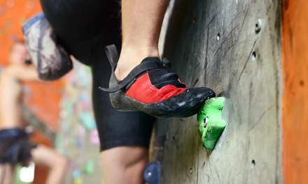 Learn-to-Climb Class with Gear and Optional 10-Visit or Two-Month Pass at Milwaukee Turners (Up to 56% Off)