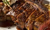 Bill's Food & Drink - Midtown East: Three-Course Dinner with Appetizer, Entree, and Dessert for Two or Four at Bill's Food & Drink (Up to  58%  Off)