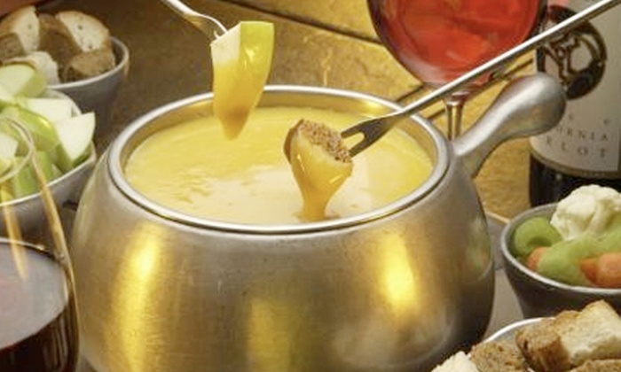 The Melting Pot of Atlantic City - Duck Town: Fondue Dinner with Entrees, Salad, and Drinks for Two for Four at The Melting Pot of Atlantic City (Up to 46% Off)
