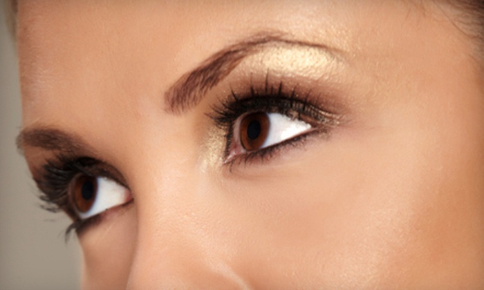 Pikes Peak Tattoo - Divine Redeemer: Permanent Makeup for Upper or Lower Eyelids, Eyebrows, or Upper and Lower Eyelids at Pikes Peak Tattoo (Up to 63% Off)