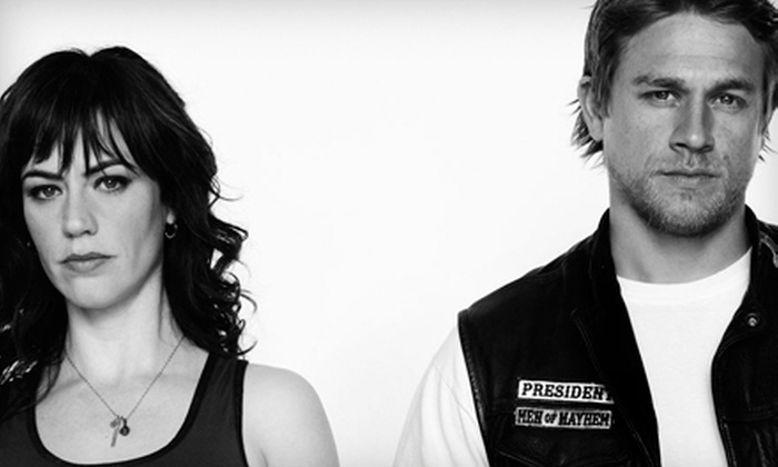 """An Evening with the Cast of """"Sons of Anarchy"""" - Riverside Theater: An Evening with the Cast of """"Sons of Anarchy"""" at The Riverside Theater on Friday, April 19 (Up to 56% Off)"""