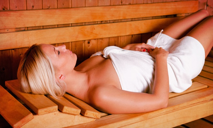 Mercy's Touch Massage Clinic - Roswell: One, Three, or Five 30-Minute Infrared-Sauna Sessions at Mercy's Touch Massage Clinic (Up to 67% Off)