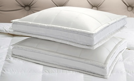 Hotel Grand Double Down-Top Pillow from $34.99–$39.99