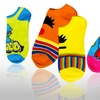 10 Pairs of Women's Sesame Street Socks