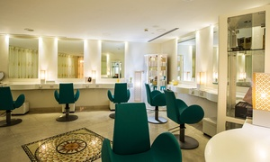 POSH Lounge Salon: Classic, French or Gelish Manicure at POSH Lounge Salon, Burj Al Arab (Up 44% Off)