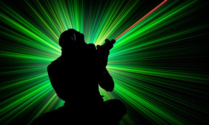 Jumpy's Fun Zone - Troy: Laser-Tag Package, Five Jump Passes, or 10 Games of Laser Tag at Jumpy's Fun Zone (Up to 51% Off)