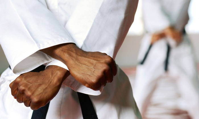 Clayton's Kenpo Karate - South Windsor: Four or Eight Youth Karate Classes at Clayton's Kenpo Karate (86% Off)