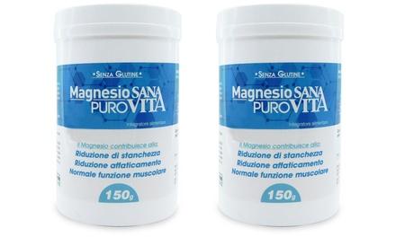 2 o 4 confezioni di magnesio Sanavita Paladin Pharma