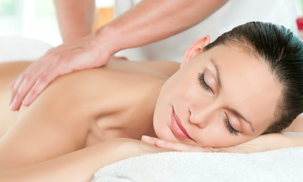 One or Two 60-minute Swedish, Reiki, or Deep-Tissue Massages at Synchronicity (Up to 51% Off)