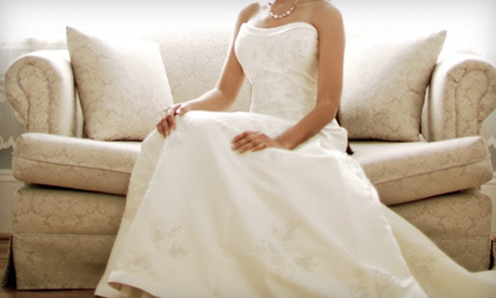 Drycleaning By Dave - Multiple Locations: $249 for Bridal-Gown Cleaning and Preservation at Drycleaning by Dave ($500 Value)