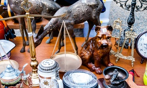 Yard Sale Depot: Thrift Store Goods at Yard Sale Depot (Up to 50% Off). Two Options Available.