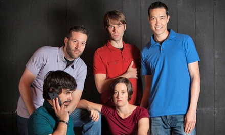 Improv Comedy Show at Made Up Theatre (Up to 57% Off)