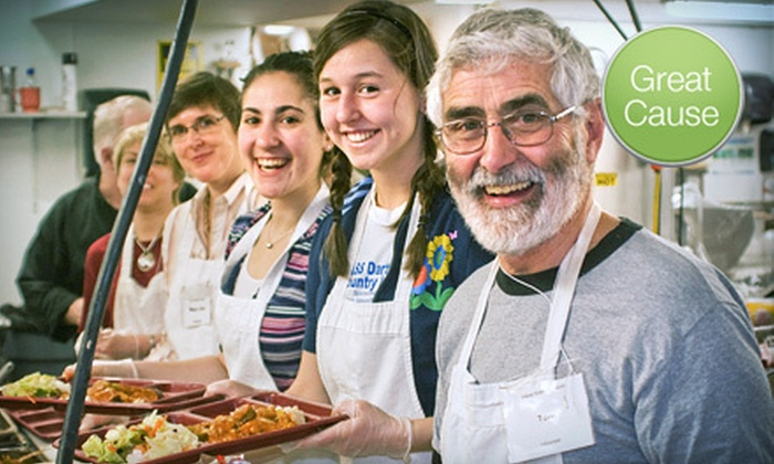 St. Francis House - Chinatown - Leather District: $2 or $14 Donation to Feed Underserved People