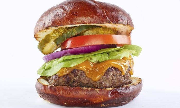 S.O.B. Burgers - Oneco: $5 for $10 Worth of Burgers — SOB Burgers