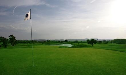 Green fee de 18 hoyos para una o dos personas desde 29,90 € en Foressos Golf