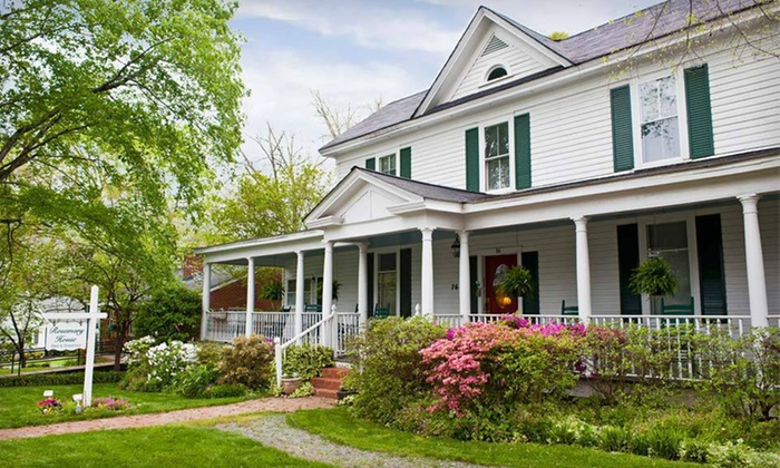 Rosemary House Bed and Breakfast - Pittsboro Elementry Road: Two-Night Stay at Rosemary House Bed and Breakfast in Pittsboro, NC