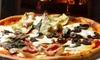 Ristorante La Lira - Lonigo: Menu pizza con antipasto, bibita, sorbetto e caffè per 2 o 4 persone al ristorante La Lira