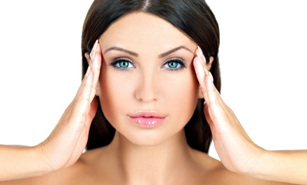 $318 for Three Microcurrent or RC Power Facials at Fountain of Youth Med Spa ($600 Value)