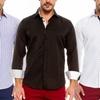 Azaro Uomo Men's Slim Fit Button-Down Shirts